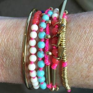 Stella & Dot Versatile Reina Bracelet/Necklace